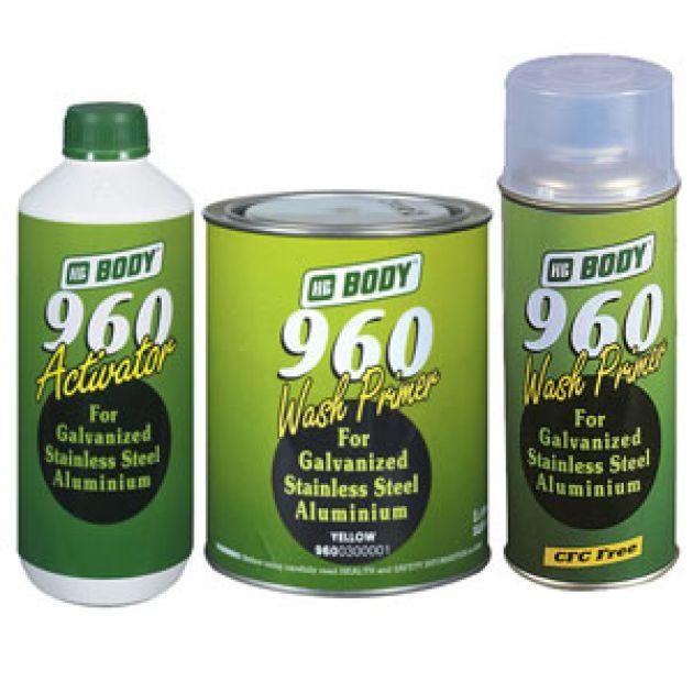 Грунт кислотный BODY 960 WASH PRIMER
