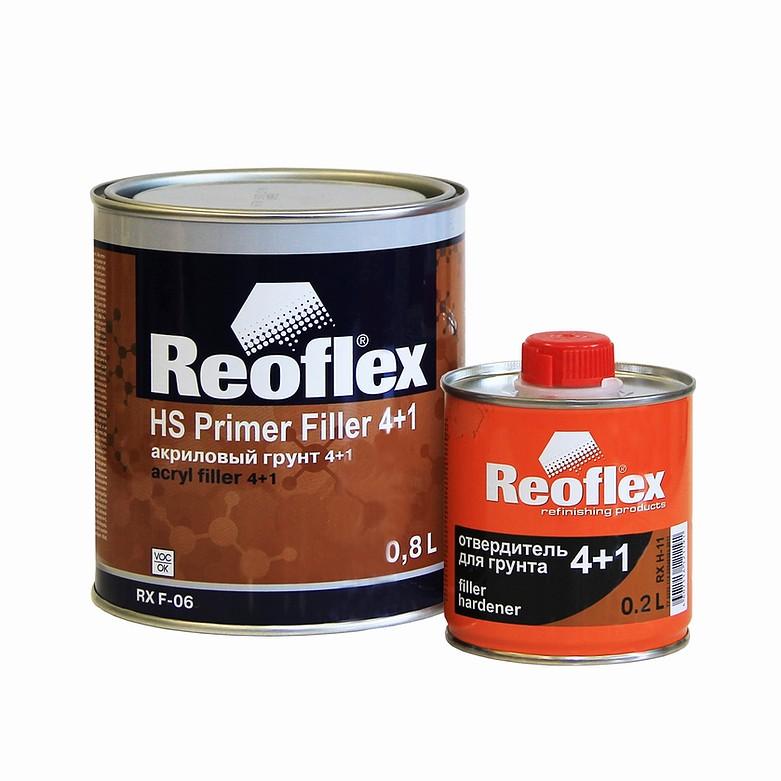 Акриловый грунт Reoflex 4+1