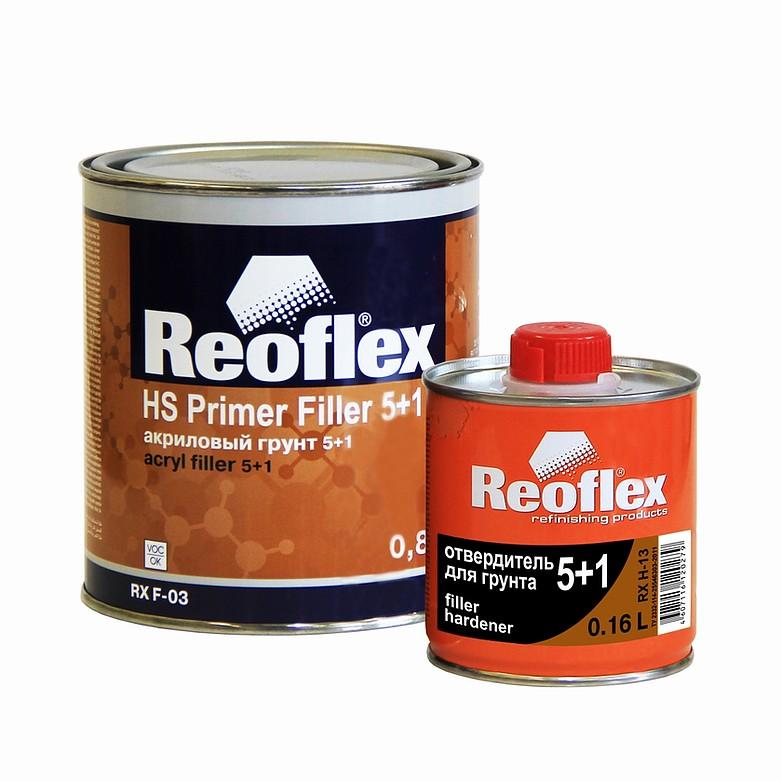 Акриловый грунт Reoflex 5+1