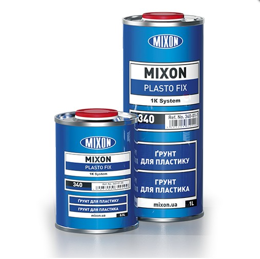 Грунт для пластика MIXON PLASTOFIX 340