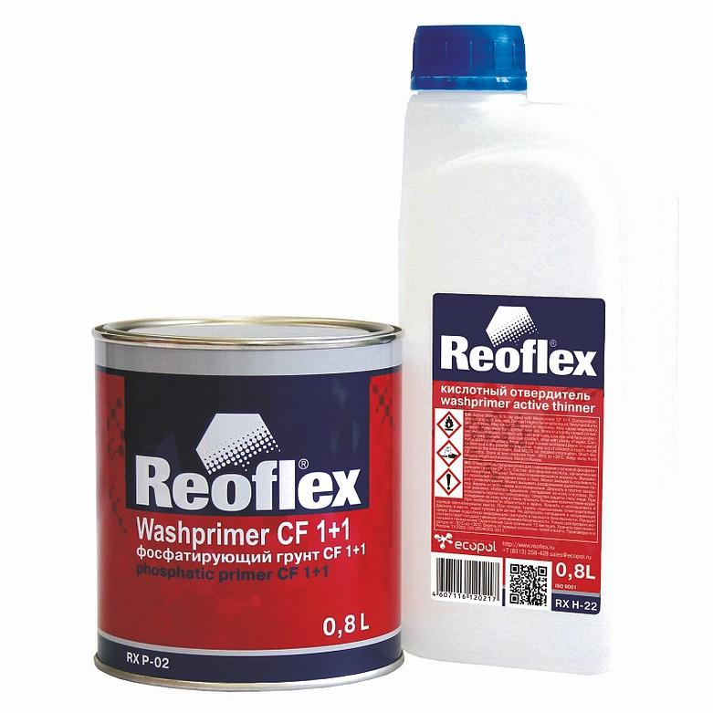Reoflex - Грунт фосфатирующий CF