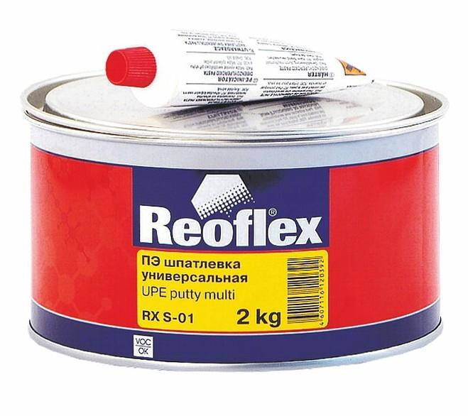 Универсальная шпатлевка Reoflex Putty Multi