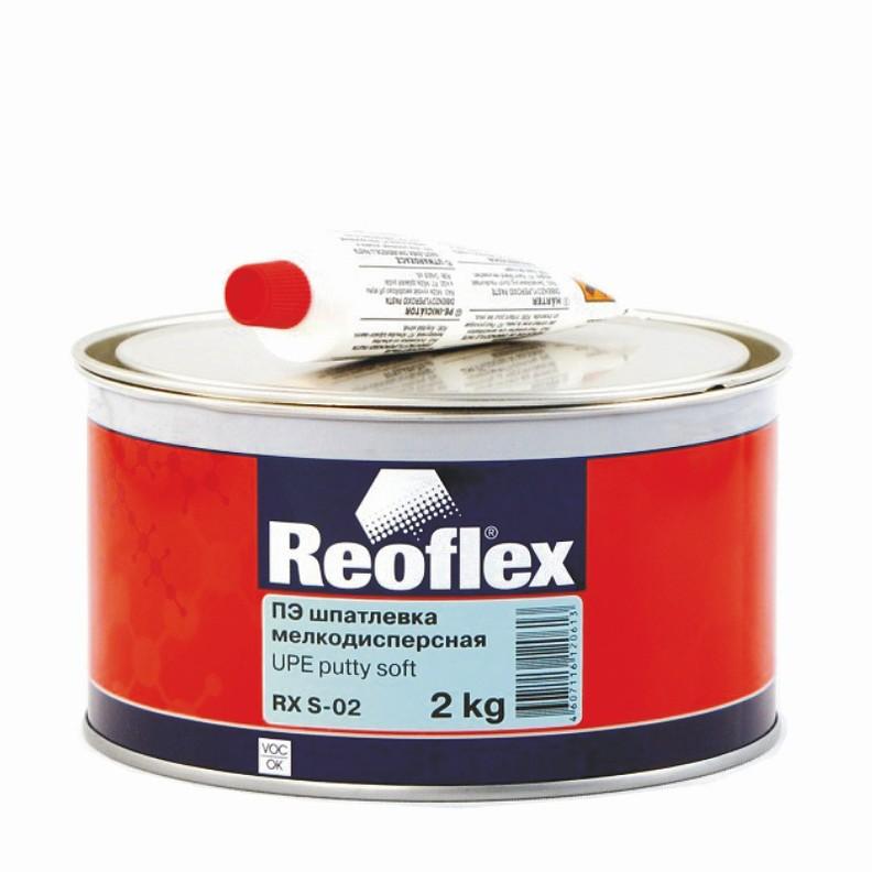 Шпатлевка мелкодисперсная Reoflex Putty Soft