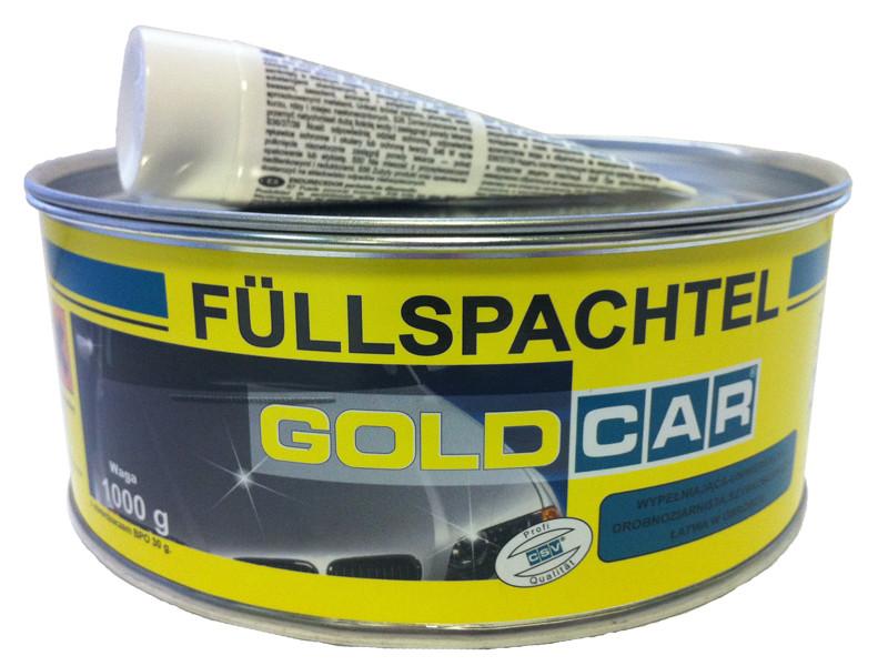 Шпатлевка универсальная Gold Car FULL